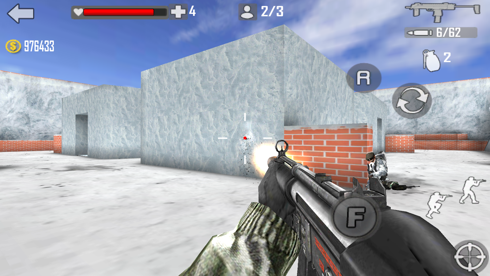 Shoot Strike War Fire Screenshot 9