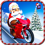 Crazy Santa Moto Gift Delivery file APK for Gaming PC/PS3/PS4 Smart TV
