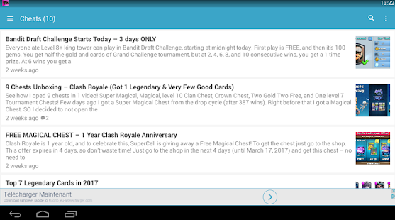 App New tips for Clash Royale APK for Kindle