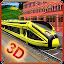 Rail Bullet Train Driver Game