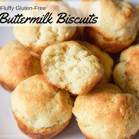 Fluffy Gluten-Free Buttermilk Biscuits