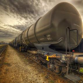 by Boris Frković - Transportation Trains