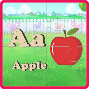 Download Alphabet Puzzle and Flash Card For Kids For PC Windows and Mac