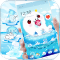 App Aquarium Sea Seals Theme Wallpaper APK for Windows Phone