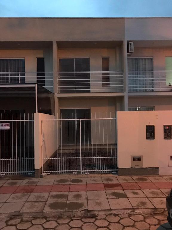 Sobrado à venda, 60 m² por R$ 149.900,00 - XV de Novembro - Tijucas/SC