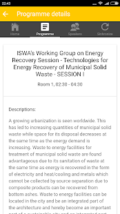 ISWA 2016 - screenshot