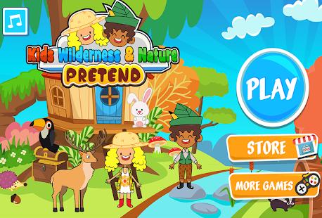 My Pretend Nature - Kids Wilderness Explorers FREE for pc