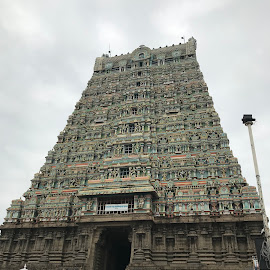 Kasi vishwanathar temple...Thenkasi  by Indhumathi Karthikeyan - Instagram & Mobile iPhone