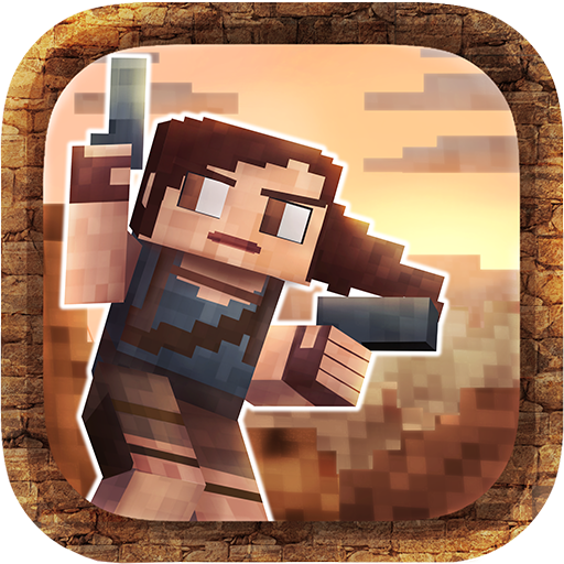 Rise of the Block Raider 3D (game)