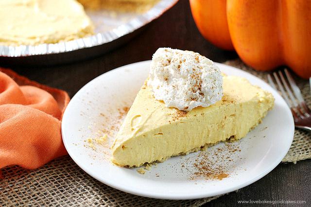 No-Bake Pumpkin Spice Cheesecake Recipe | Yummly