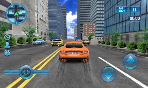 Driving in Car screenshot 8