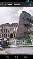 Screenshot of Street View on Google Maps