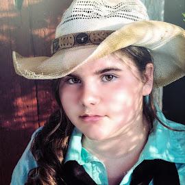 by Kelley Hurwitz Ahr - Babies & Children Child Portraits ( little girls, star hill ranch )