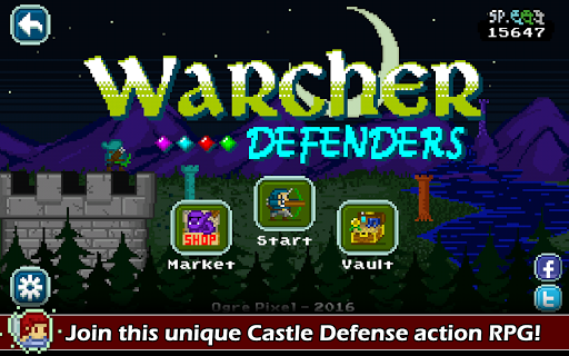 Warcher Defenders For PC