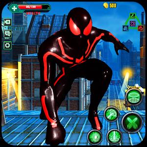 Spider Hero:Amazing Strange Super Spider Rope Hero For PC / Windows 7/8/10 / Mac – Free Download