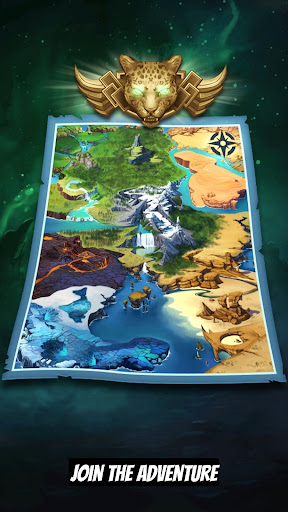 CCG Deck Adventures Wild Arena: Collect Battle PvP screenshot 2
