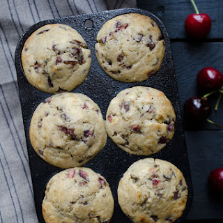 Cherry Vanilla Muffins Recipes