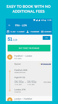 Cheap Flights By Flight Booking App APK screenshot thumbnail 4