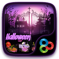 Halloween GO  Launcher Theme For PC (Windows And Mac)