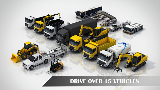 Drive Simulator screenshot 2