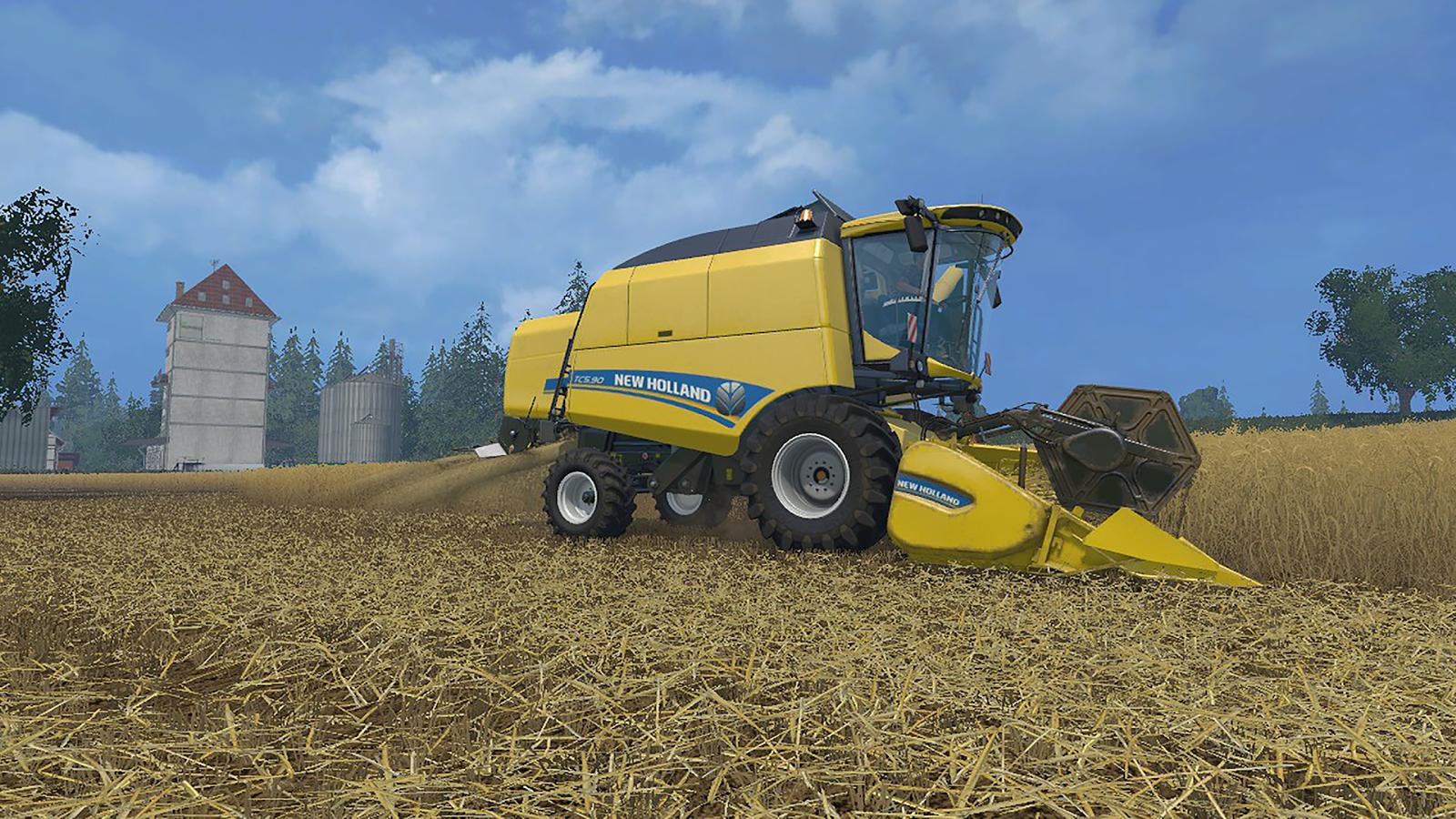 Гайд Farming Simulator 2017. От посева до уборки урожая 55