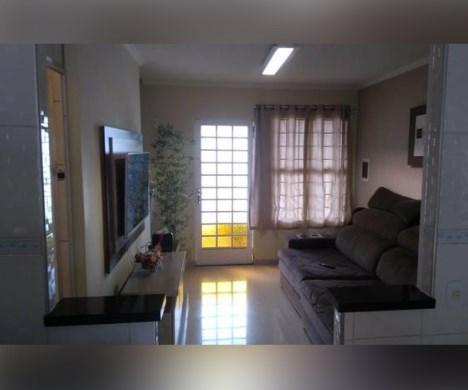 Casa com 2 dormitórios à venda, 70 m² por R$ 265.000,00 - Parque Villa Flores - Sumaré/SP
