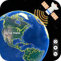 Live Earth Map 2019 -  Satellite View, Street View For PC