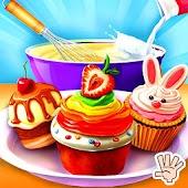 Game Sweet Cupcake Shop - Kids Cooking Games APK for Windows Phone