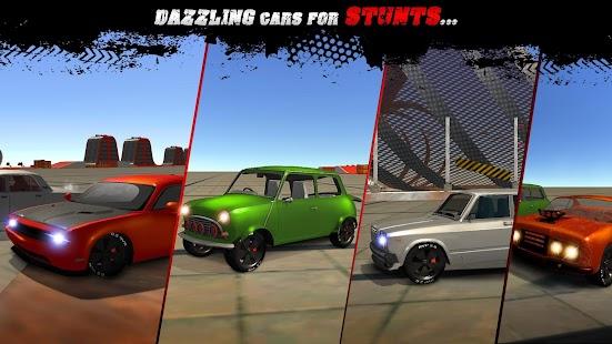 Extreme Car Stunts Classic : Demolition Wreckfast