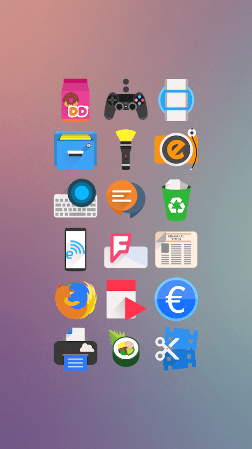Rewun - Icon Pack Screenshot 0