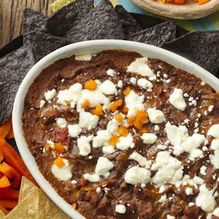 Black Bean Refried Beans Dip Recipes