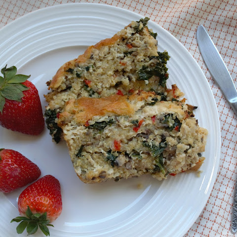 Ground Turkey & Quinoa Meatloaf
