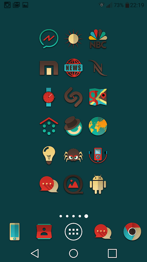 Retricon - Icon Pack Screenshot 5