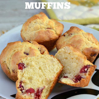 Cranberry Muffins No Flour Recipes