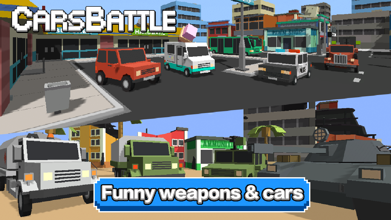 CarsBattle Screenshot 4