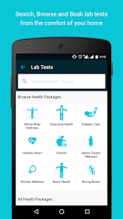 App 1mg-Save on Medicine/LabTests version 2015 APK