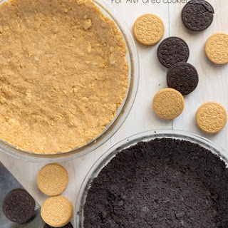 Oreo Cookie Crust Recipes