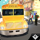 Free Urban City Schoolbus Driver 3D APK for Windows 8