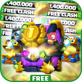 Free Gems for Clash Royale . Prank APK for Windows 8