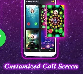 Color Call Flash - Caller Screen Theme Changer