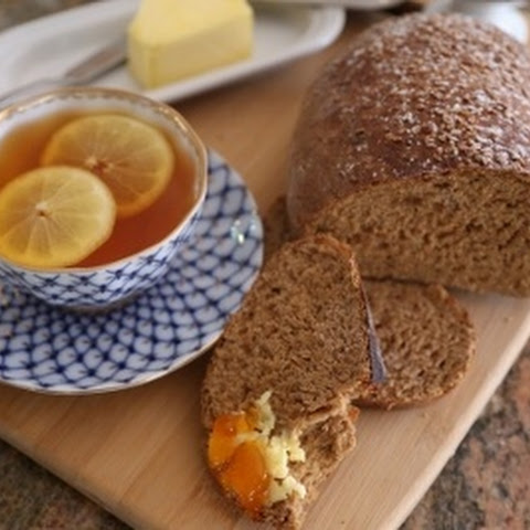 Wheat Flaxseed Homemade Bread