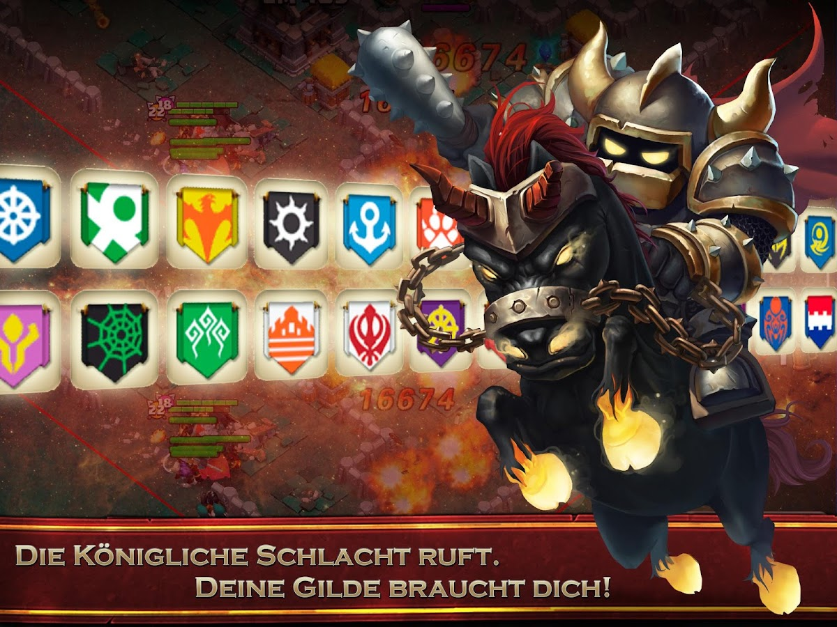 Clash of Lords 2: Ehrenkampf Screenshot 10