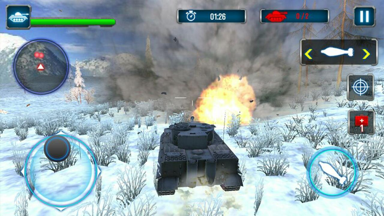 Tank Strike 3D Screenshot 3
