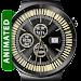 Dark Elegance HD WatchFace Widget & Live Wallpaper Icon