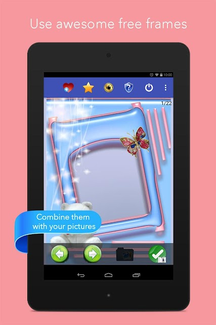 Kids Photo Frames screenshots