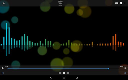 EQ Media Player PRO - screenshot