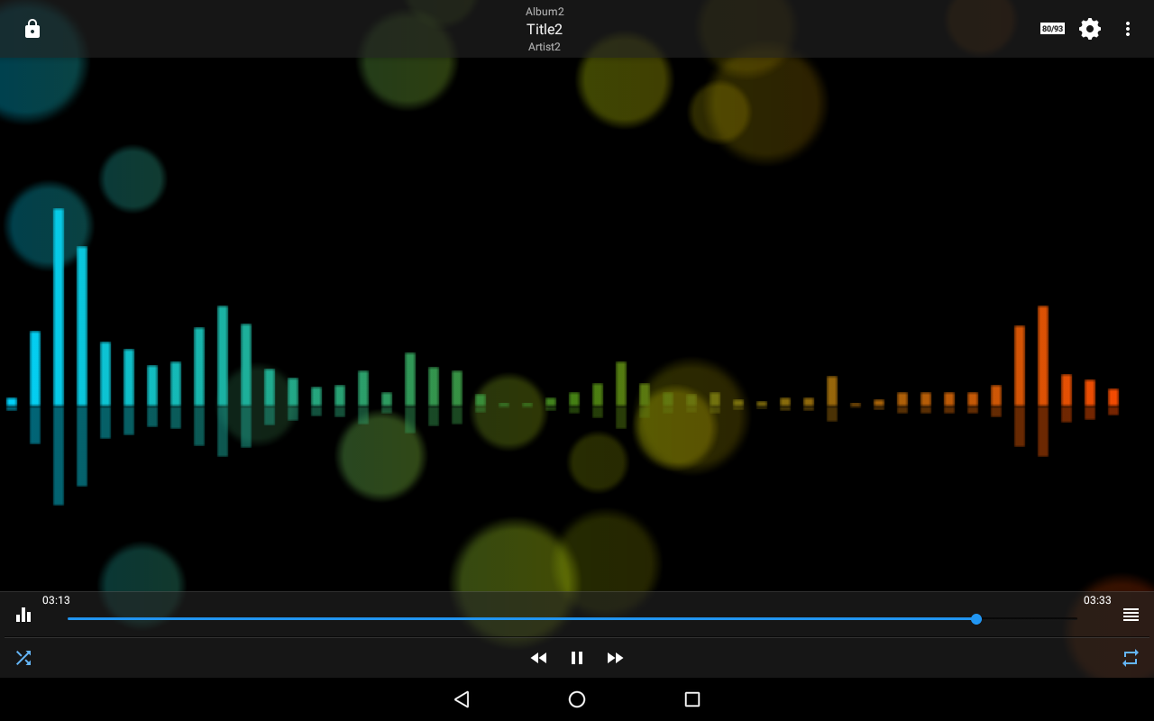 EQ Media Player PRO Screenshot 8