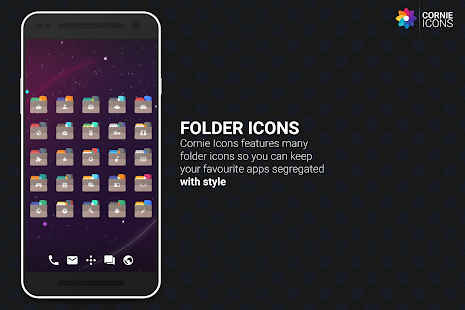 Cornie Icons- screenshot thumbnail