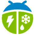 Weather by WeatherBug icon