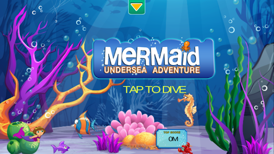 Mermaid Dora Undersea Explorer - screenshot